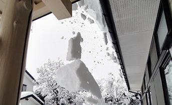 >風・表・雪災イメージ
